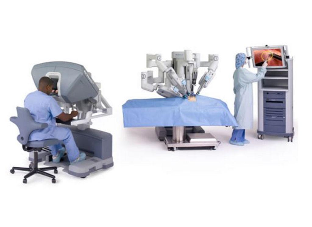 Robots In Healthcare