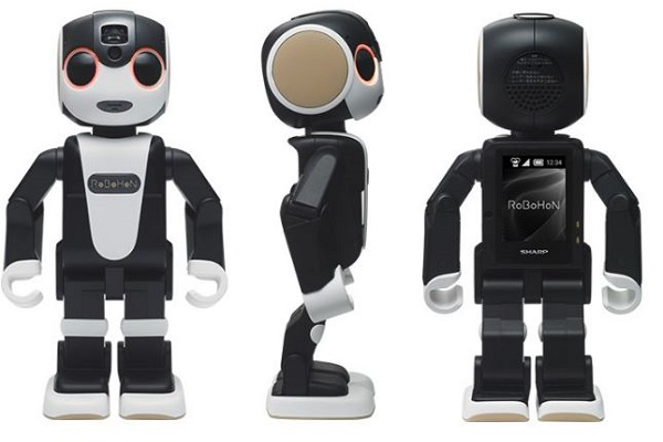 RoBoHon - Robotics